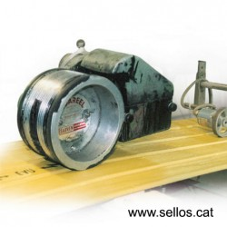Per productes flexibles, metalls, fusta i goma