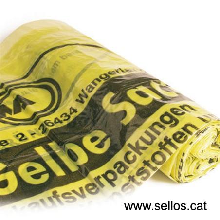 Para bolsas de polietileno