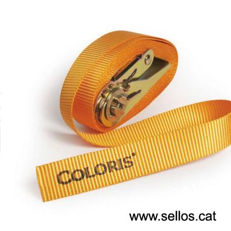 Tinta pigmentada per a marques de color