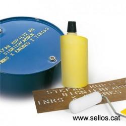 Per marcar superfícies llises no absorbents