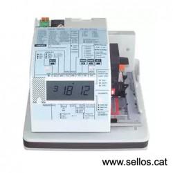 Reloj-fechador Reiner numerador electrónico