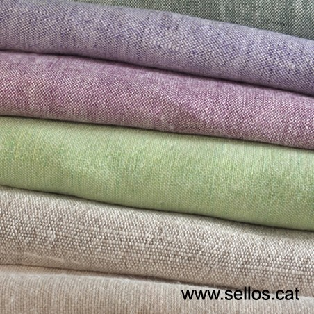 Para tejidos de alta fibra natural