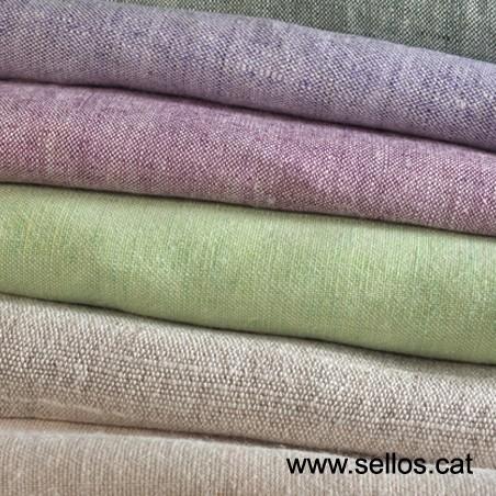 Per teixits d'alta fibra natural