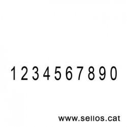 Numerador Reiner 10 cifras