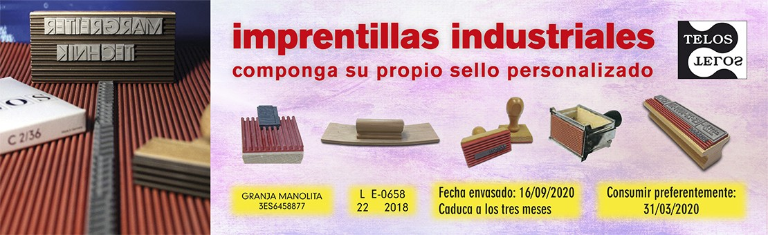 imprentillas industriales